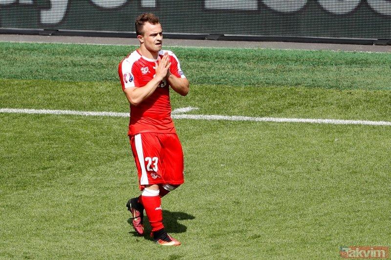 Galatasaray'da transfer gündemi Shaqiri