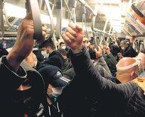 COVİD- 19'a karşı tedbirler sıklaştırıldı. Ancak toplu taşımada kurallar hiçe sayıldı