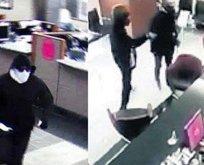Beyrut'ta banka soydular, İstanbul'da yakalandılar