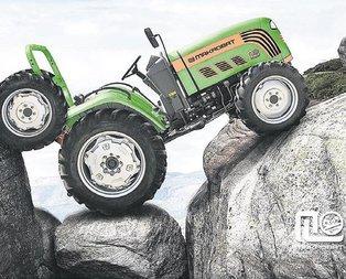 Devrilmeyen traktör M'akrobat'