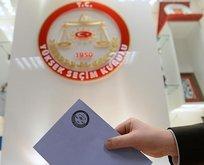 AK Parti YSK Kanun Teklifini TBMMye sundu