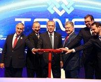 Türkiye dev projelere imza atıyor