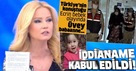 Müge Anlı, Ecrin bebek olayında son durumu açıkladı! Üvey babaanne Hacer Kurnaz'a büyük şok!