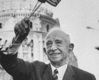 İnönü'nün memleketi ABD'ye bırakan anlaşmaları