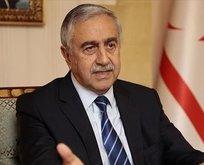 KKTC Başbakanı Ersin Tatar'dan Mustafa Akıncı'ya sert tepki!