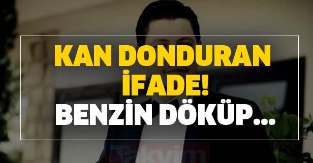 Cemal Metin Avcı ifadesi benzin döküp... Cemal Metin Avcı kimdir?