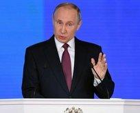 Putin: Türkiye ile birlikte çözmeye çalışıyoruz