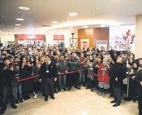 Türkler Geliyor'a sevgi seli
