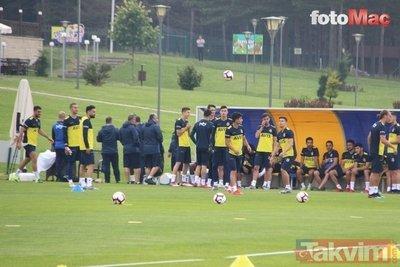 Son dakika transfer haberlerii... Fenerbahçe transferde havlu attı! UEFA...