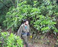 Şehit Eren Bülbül'ün katili PKK'lı teröristler fotokapana böyle yakalandı