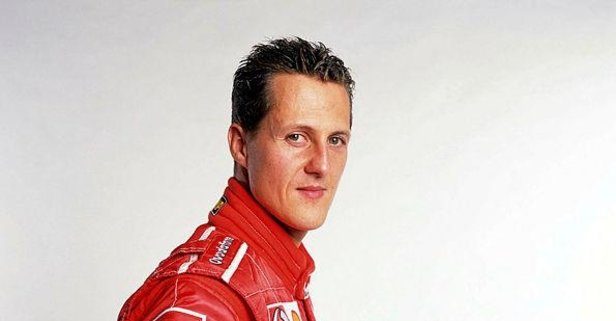Schumacher'e kök hücre