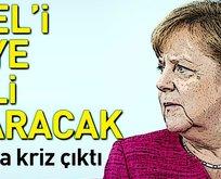 Merkeli Türkiye modeli kurtaracak