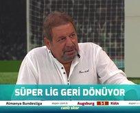Erman Toroğlu: Galatasaray'da virüs içeride