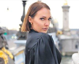 Paris'te sihirli Meryem
