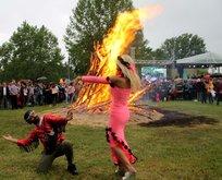 İşte en ateşli festival!
