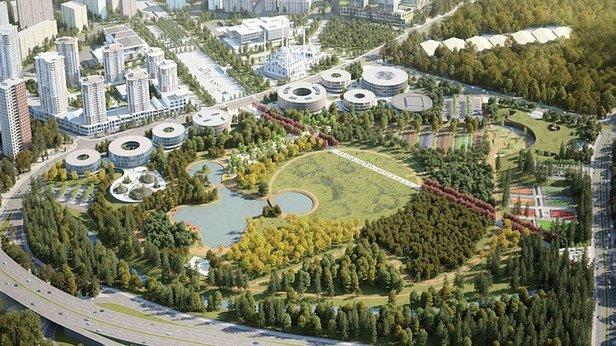 Başakşehir millet bahçesi