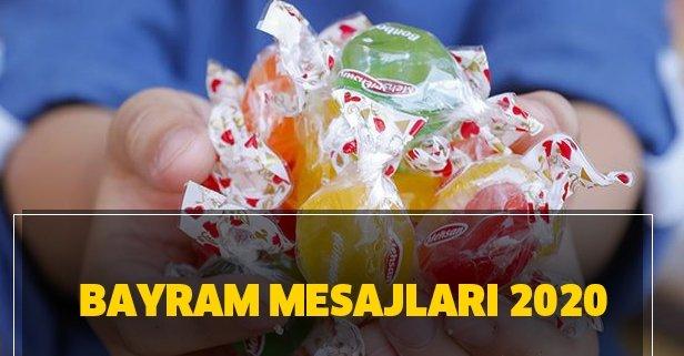 Bayram mesajları 2020! En güzel ve anlamlı resimli, resimsiz Ramazan Bayramı mesajları!