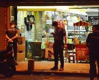 Beyoğlu'nda gece yarısı silahlı saldırı!