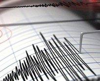 Datçada korkutan deprem