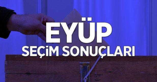 İstanbul Eyüp 2019 yerel seçim sonuçları