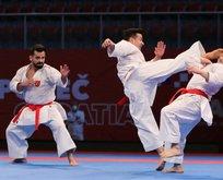 Avrupa'da birinci olan KarateMilliTakımı'na tebrik