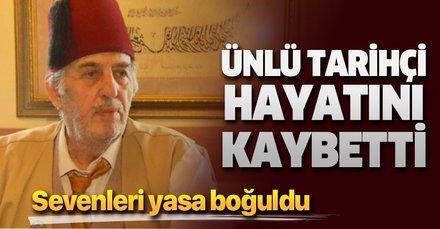 Son dakika... Ünlü tarihçi Kadir Mısıroğlu hayatını kaybetti