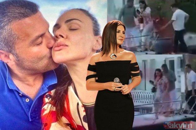 Sibel Can ile yakalanan Emir Sarıgül'ün 'evlilik teklifini kabul etmeyeceğim' demişti! Bomba görüntüler ortaya çıktı Buket Aydın teknede...