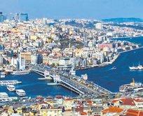 Yabancı yönünü İstanbul'a çevirdi