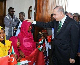 Afrika'yı en fazla ziyaret eden lider: Başkan Erdoğan
