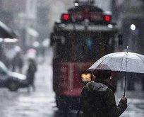 O illere kuvvetli yağış ve rüzgar uyarısı