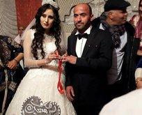 Denizli İtalya ve Fas üçgenindeki düğün olay oldu