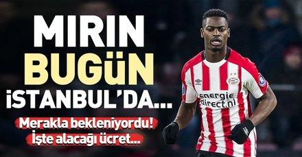 Beşiktaş, PSV'de forma giyen Mirin için PSG İle anlaştı