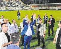Adana Demirspor Başkanına ağır ceza