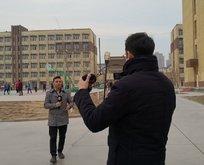 ATV Muhabirinden kara propagandaya jet yanıt