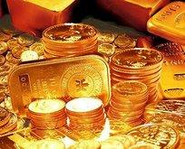 Altın fiyatları yükselişte! İşte güncel rakamlar...