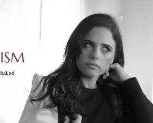 Faşist İsrailli bakan Şaked'den skandal reklam