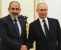 Putin Paşinyan'ı kutladı