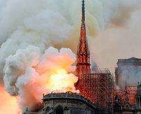 Notre Dame felaketinde flaş gelişme