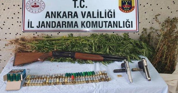 Başkentte uyuşturucu operasyonu! 3 gözaltı