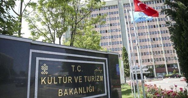 Kültür ve Turizm Bakanlığı işçi alımı başvuruları başladı!