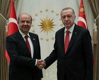 Başkan Erdoğan: Sana bu bayrağı tanıtacağız