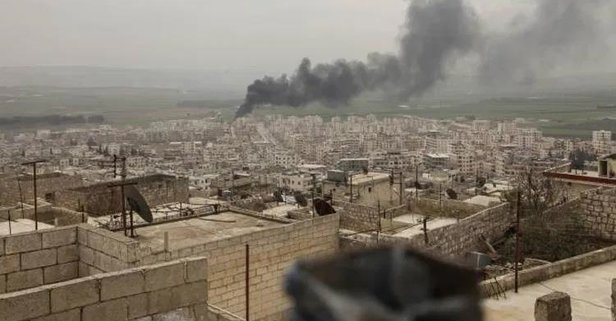 Afrin'de çocuk parkına terör saldırısı!