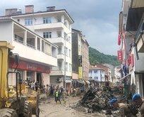 Bozkurt'ta soluksuz mücadele