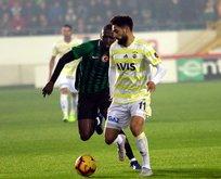 Fenerbahçe düşme hattında!