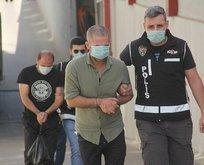 Binbir surat kalpazan Adana'da yakalandı