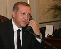 Başkan Erdoğan'dan Milli Takım'a kutlama