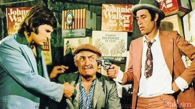 Kemal Sunal'ın Sahte Kabadayı filmindeki hata yıllar sonra izleyenleri şaşırttı!