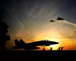 Hava kuvvetleri en güçlü ülkeler açıklandı! Türkiye sıralamada kaçıncı sırada?