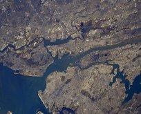 NASA astronotunun gözünden gezegenimiz