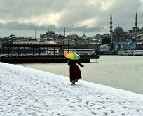 İstanbul Valiliği'nden kar yağışı ile ilgili son dakika uyarısı